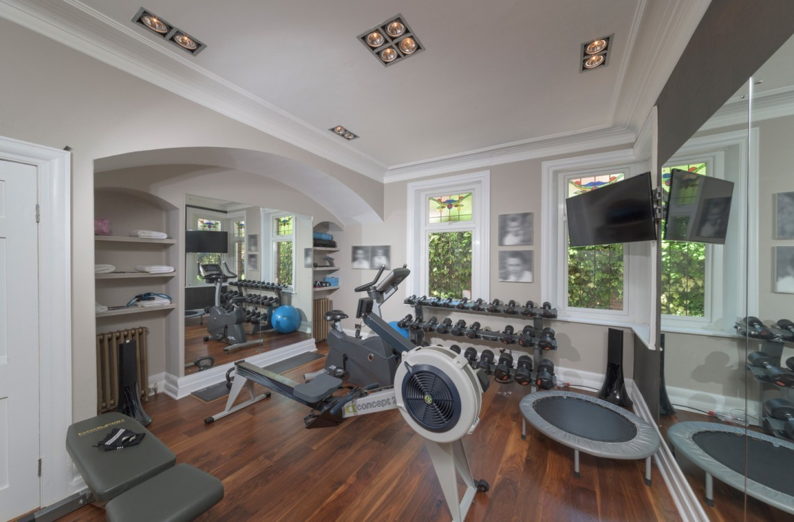 Houses for sale with a home gym vibrant doors