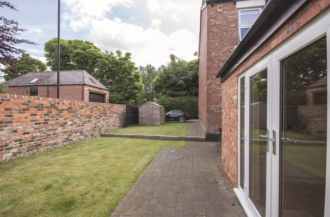3 bedrooms for sale in dilston terrace gosforth ne3 1xx for Garden rooms dilston