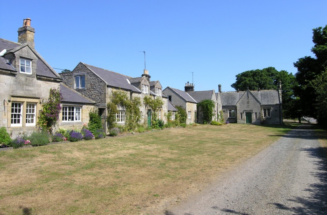ORCHARD HOUSE, ROCK, ALNWICK