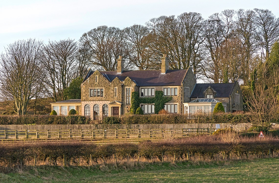 The Orchard House, High Buston, Near Alnmouth