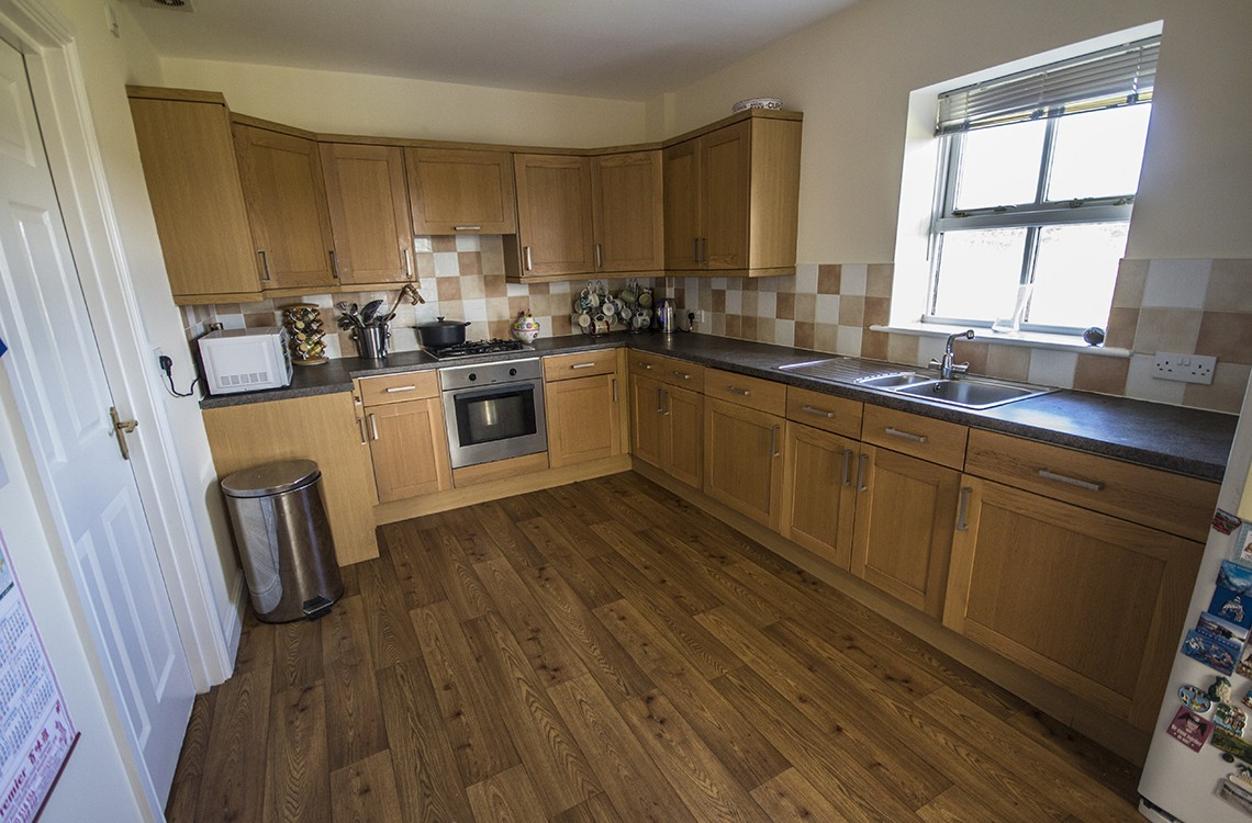 Callaly Cottage, North Saltwick, Tranwell Woods, Morpeth