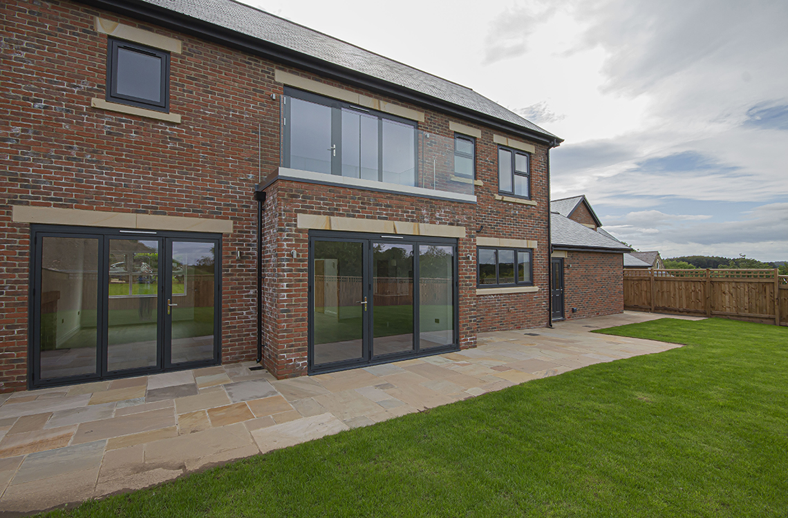 "Plot 2, ""The Hermitage"", Watershaugh Gate, Warkworth"