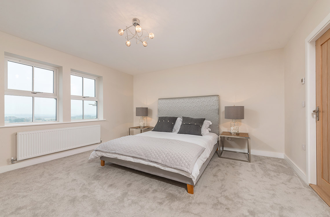 Plot 1, Sea View, Longframlington, Morpeth