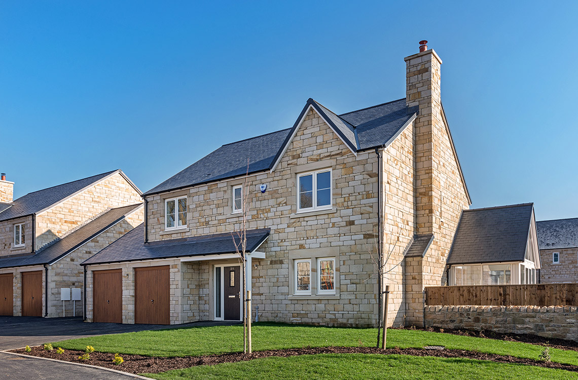 "Plot 10, ""The Boulmer"", Foxton Glade, Lesbury"