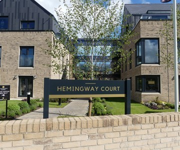 19 Hemingway Court (The Fitzgerald), Thornhill Road, Ponteland