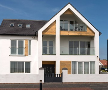 Silversands, 14 Whitburn Bents Road, Seaburn