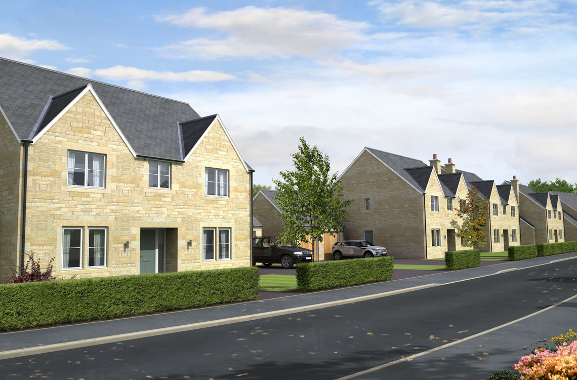 """Plot 10, """"The Boulmer"""", Foxton Glade, Lesbury – Open Day Saturday 2nd March 10.00am to 4.00pm"""