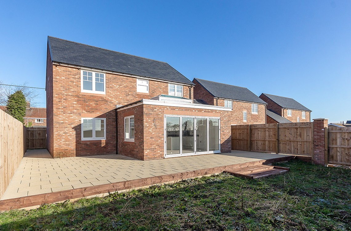 Plot 1, The Ascot, The Stables, Stannington