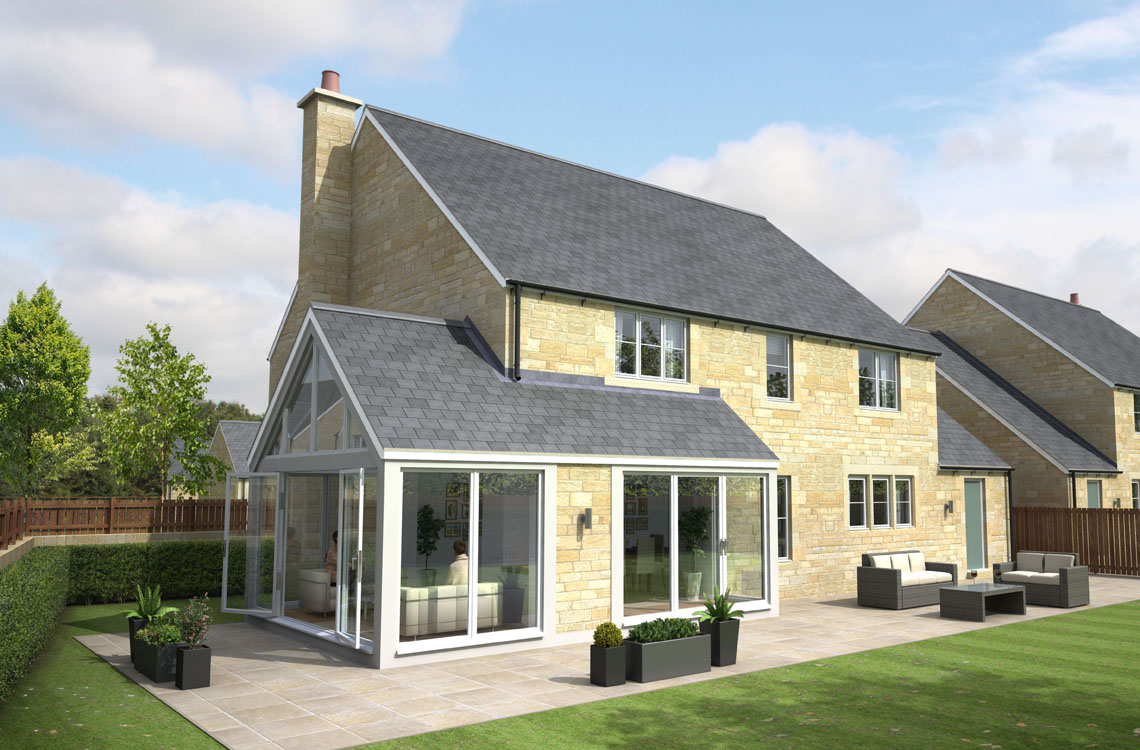 "Plot 9, ""The Boulmer"", Foxton Glade, Lesbury"