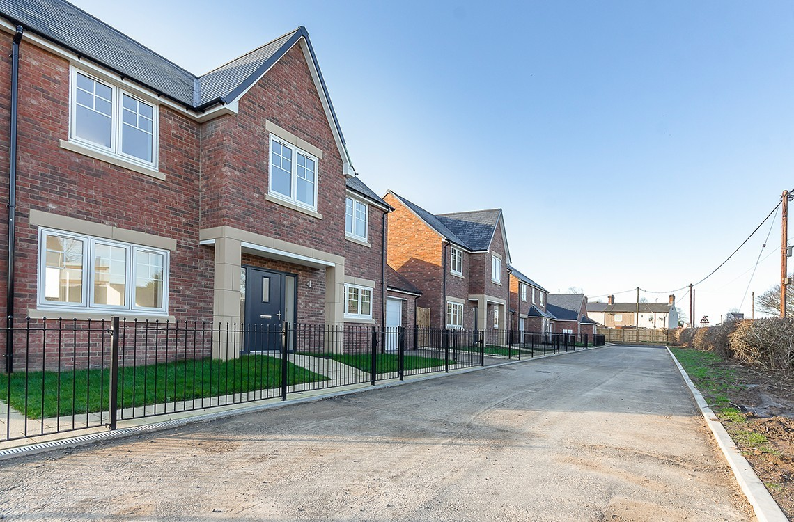Plot 3, The Epsom, The Stables, Stannington
