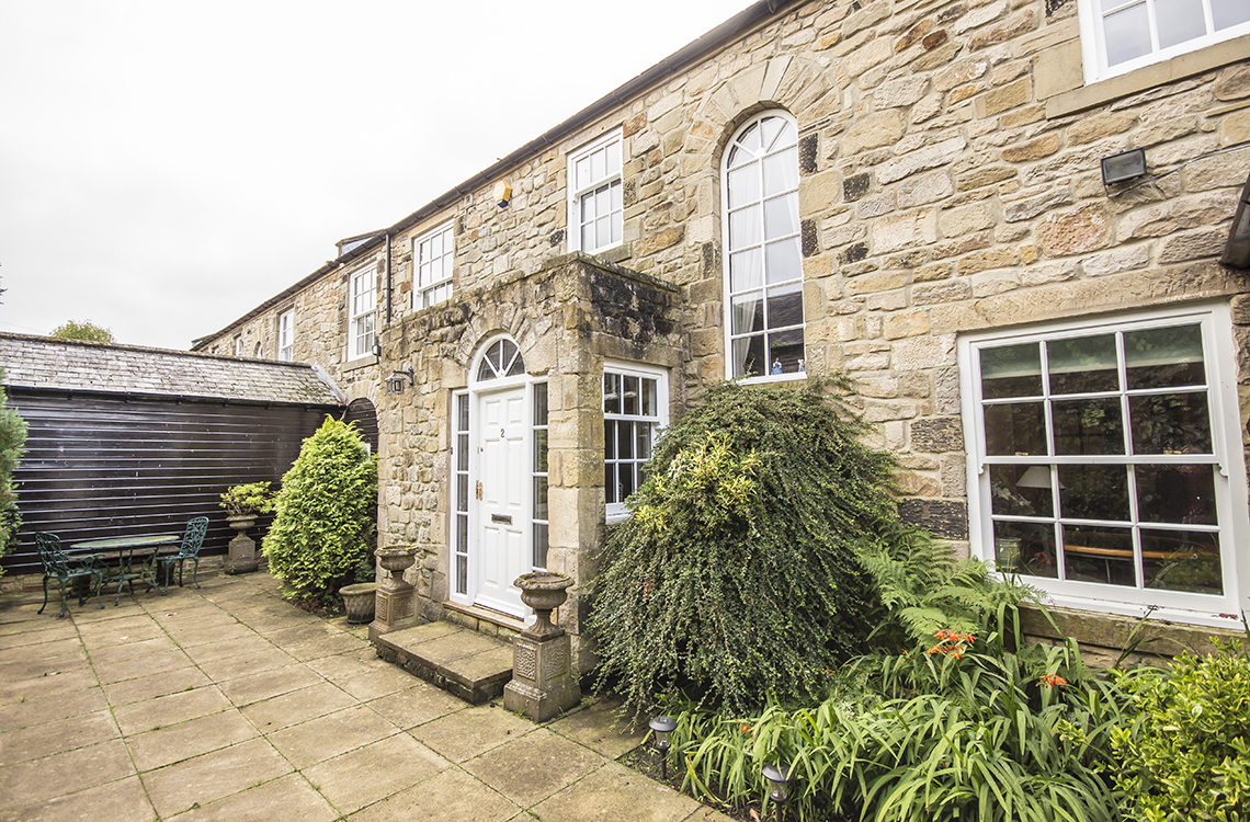 The Garden House, Whalton, Morpeth