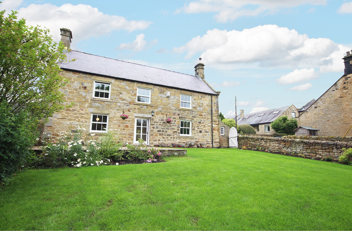 West Farm Cottage, Matfen, Northumberland