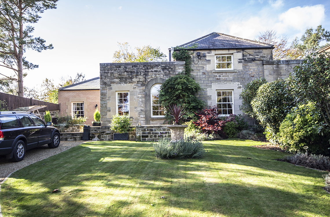 The Coach House, Belvedere Terrace, Alnwick
