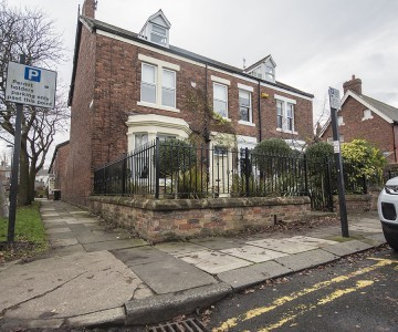 Hawthorn Road, Gosforth