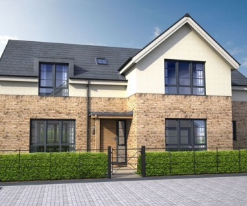 Plot 1, The Shotton, North Hill, Front Street, Dinnington
