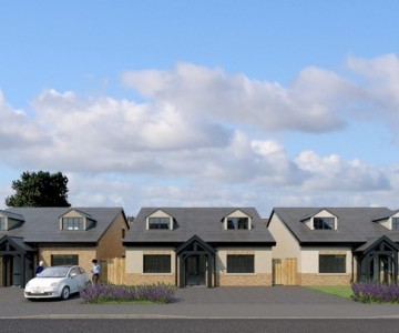 Bungalows at Roseate View, Links Road, Amble