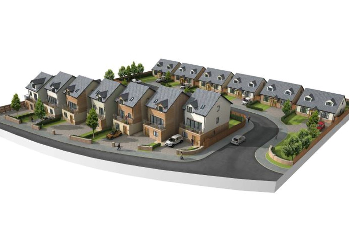Bungalows at Roseate View, Links Road, Amble – Show Home Opening June 2019