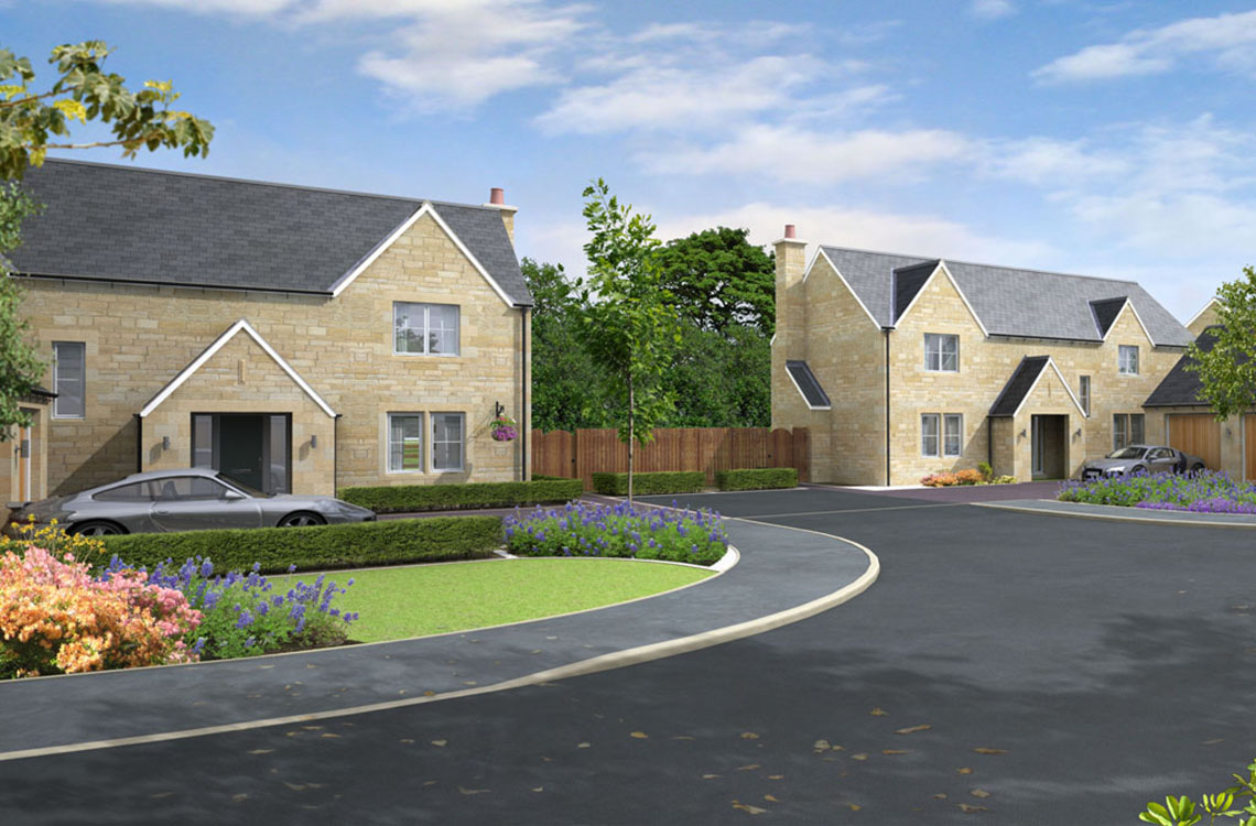 Plot 6, The Foxton, Foxton Glade, Lesbury