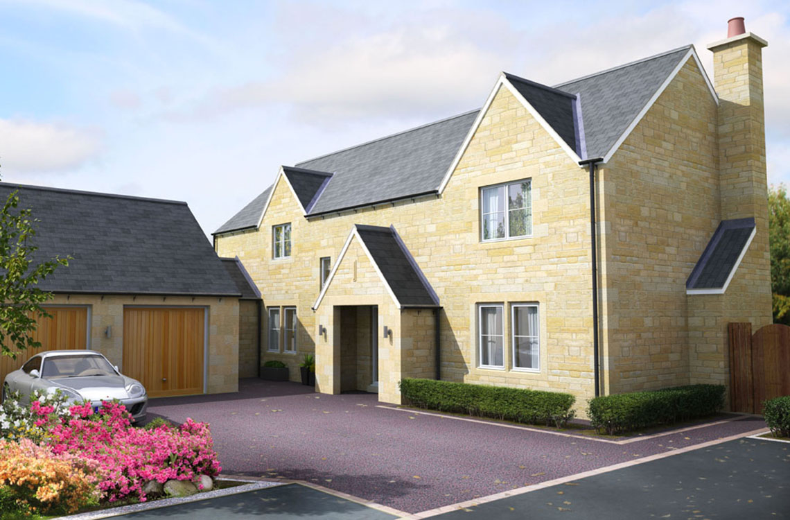 Plot 7 (The Foxton), Foxton Glade, Lesbury