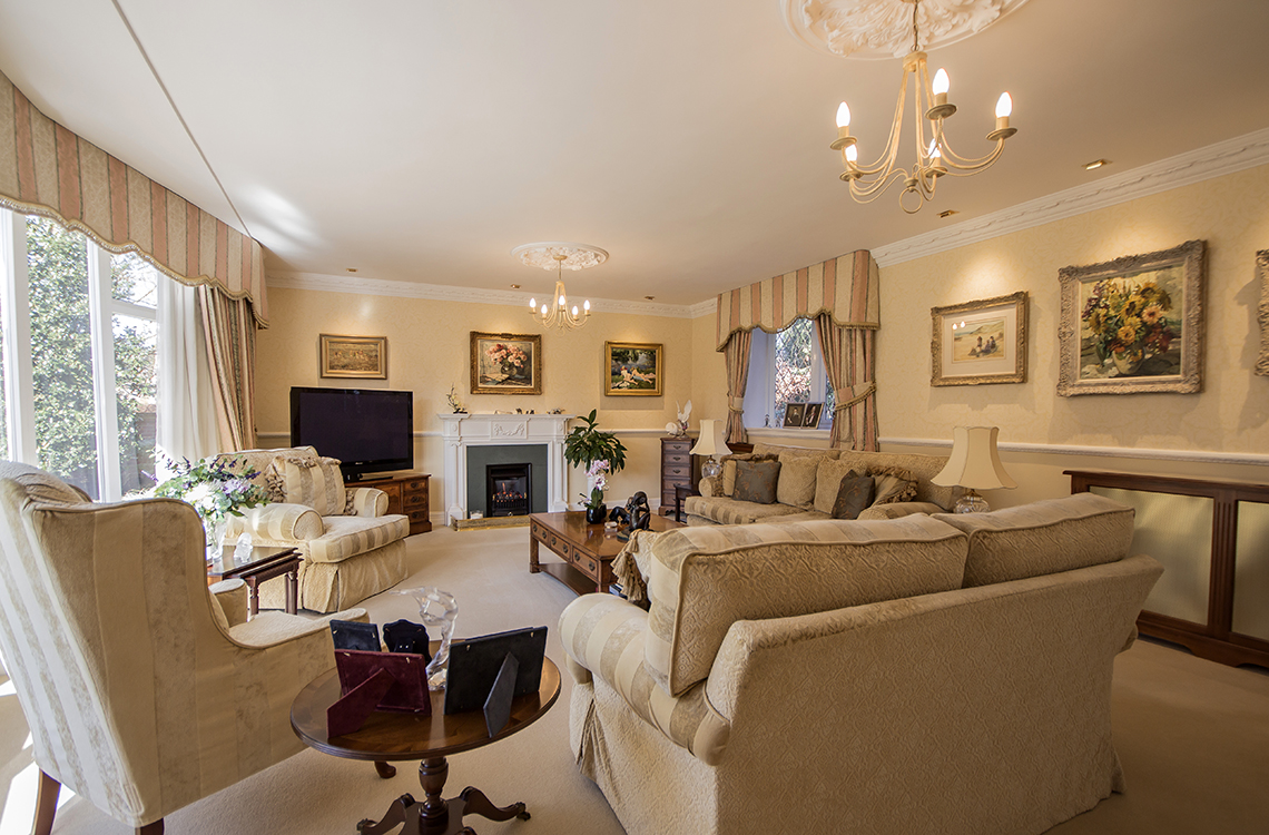 Rocheford Lodge, Woolsington Park South, Woolsington