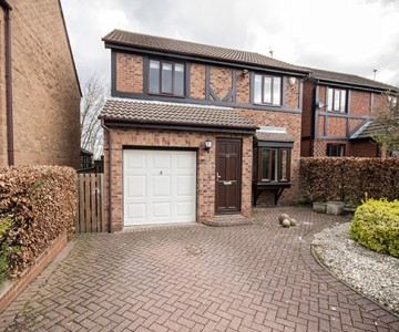 Edlingham Close, South Gosforth