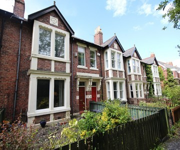 Dilston Terrace, Gosforth