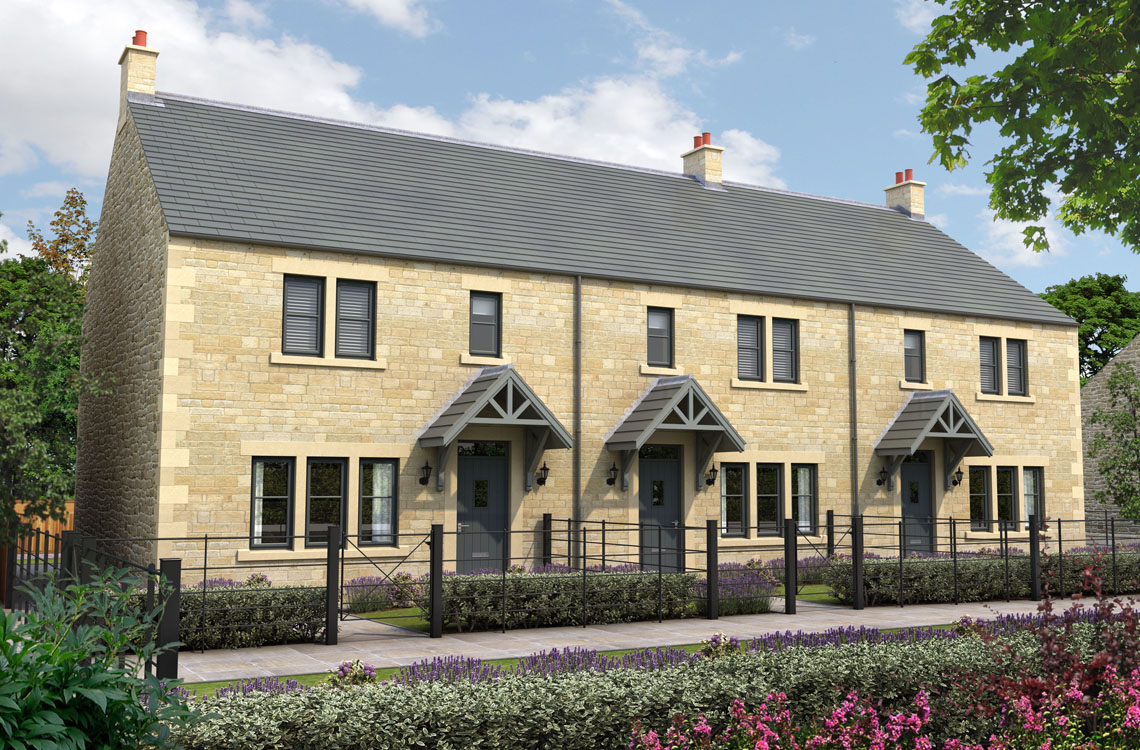Plot 5, (The Wallington), Belsay Bridge, Belsay – 'OPEN DAY: SATURDAY 11TH JULY 10AM – 4PM'