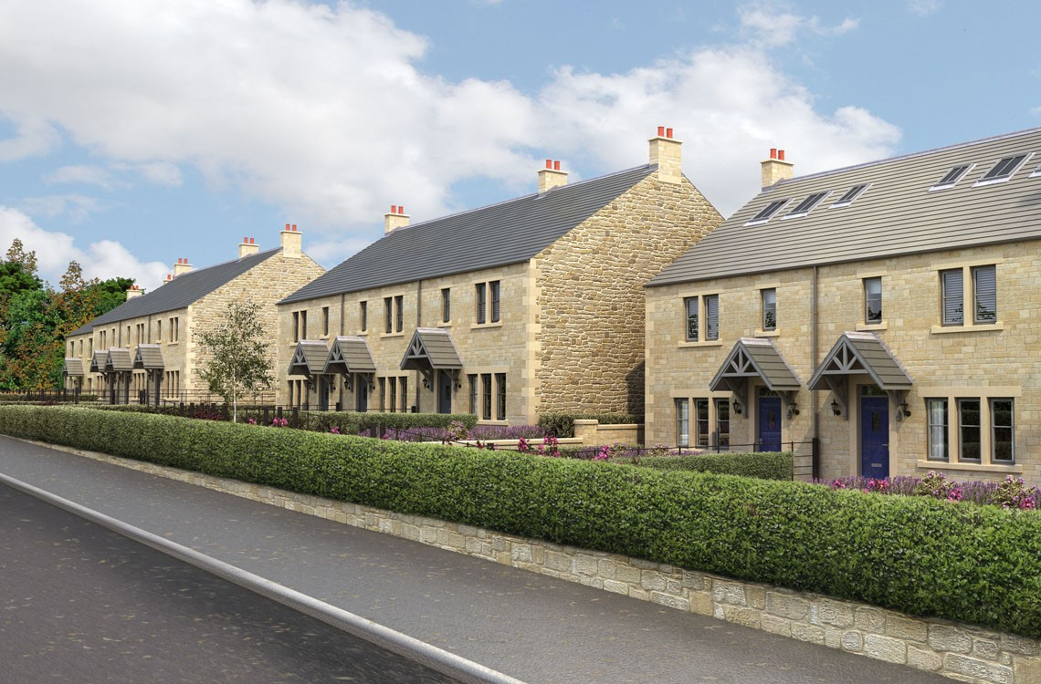 Plot 6, (The Middleton), Belsay Bridge, Belsay – SHOW HOME NOW REOPEN !