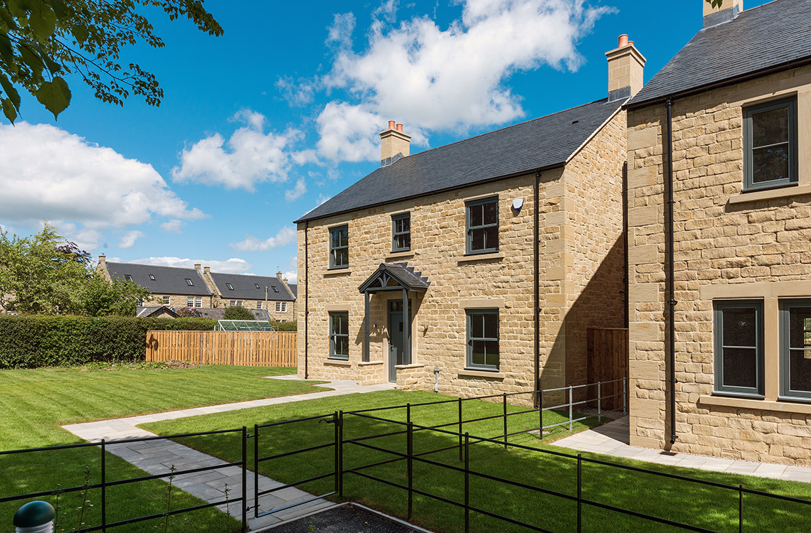 Plot 8, The Hartburn, Belsay Bridge, Belsay