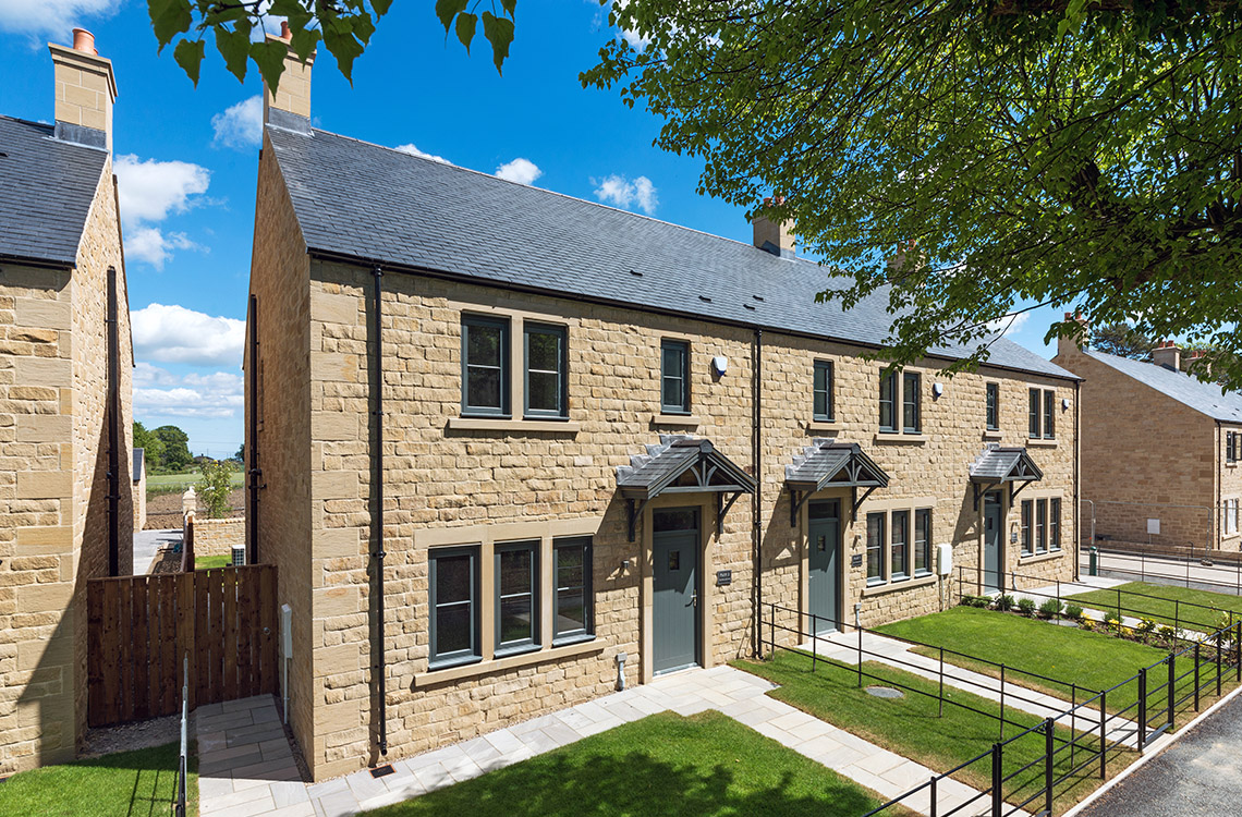 Plot 4, (The Wallington), Belsay Bridge, Belsay – SHOW HOME NOW RE-OPEN!