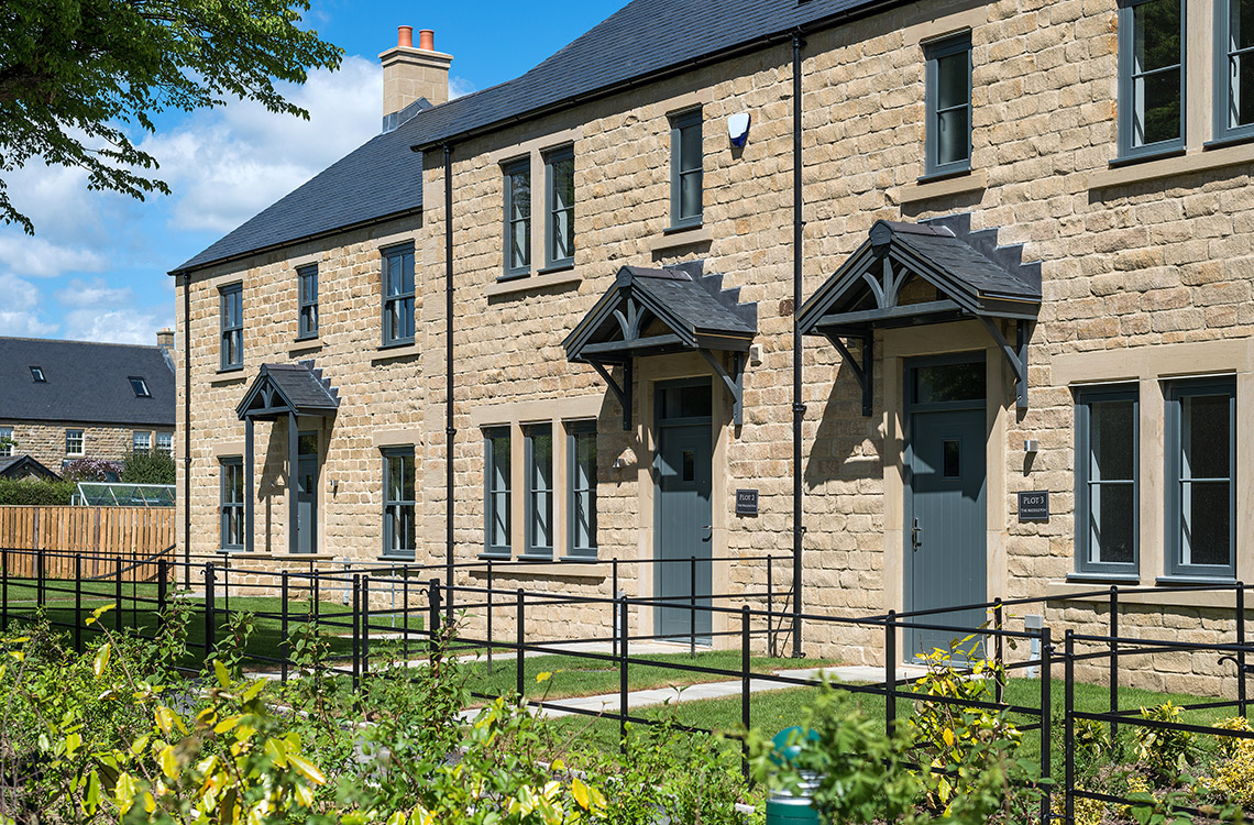 Plot 7, (The Wallington), Belsay Bridge – 'OPEN DAY: SATURDAY 11TH JULY 10AM – 4PM'