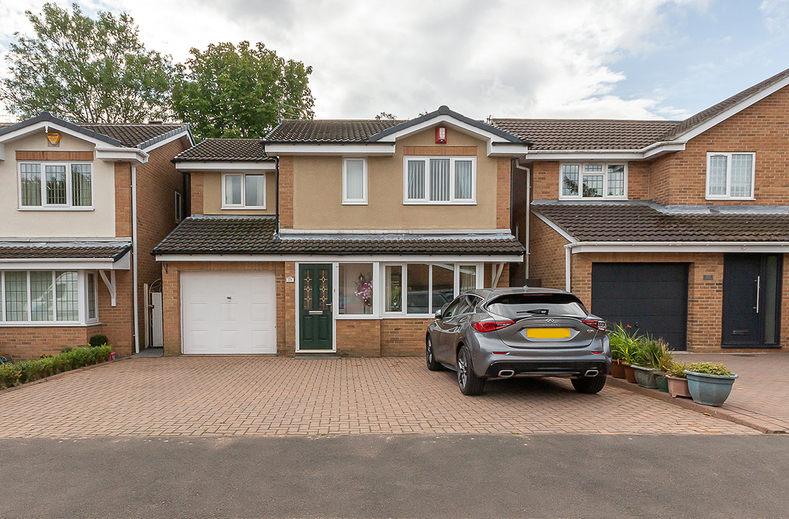 Yeavering Close, Kingsmere, Gosforth