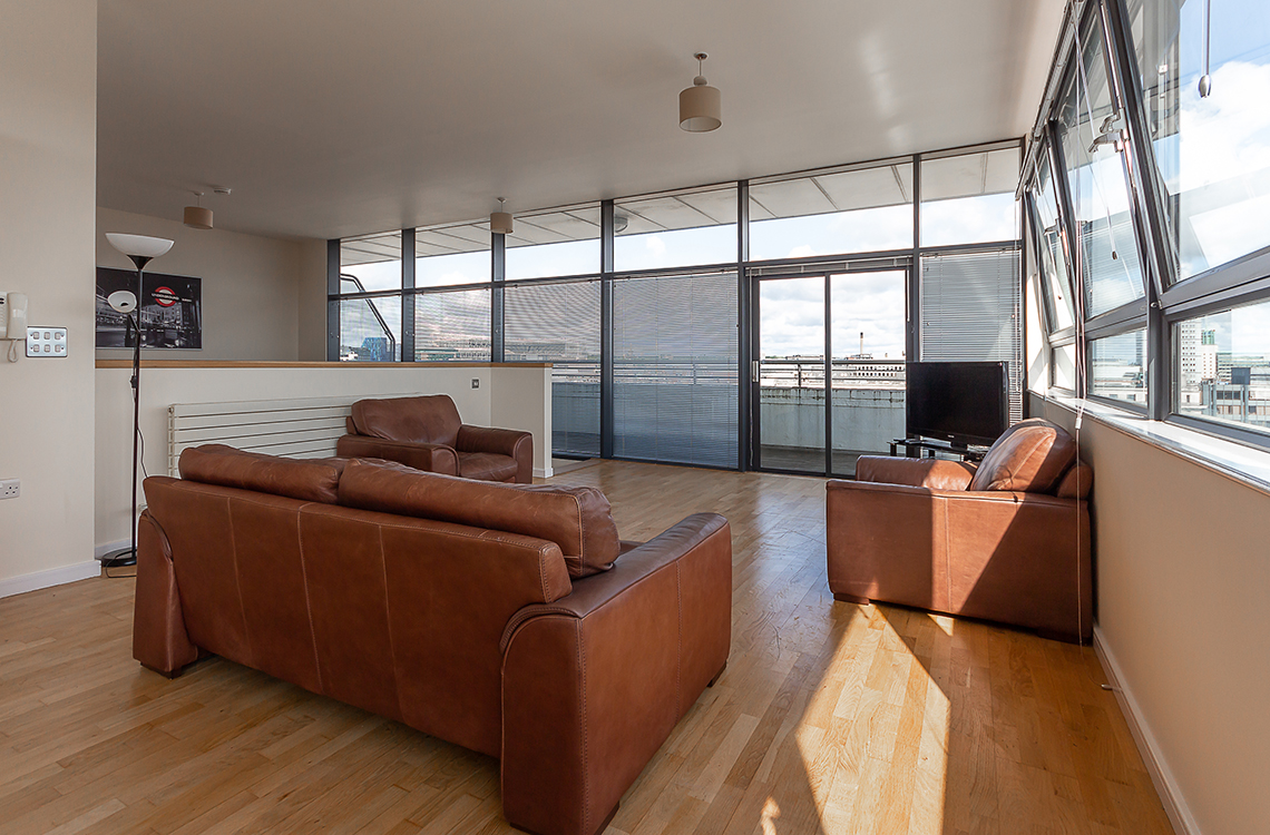 Penthouse 1, 55 Degrees North, Pilgrim Street, Newcastle upon Tyne