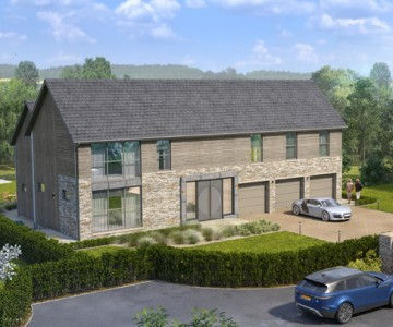 Mill View, Off Runnymede Road, Darras Hall, Ponteland