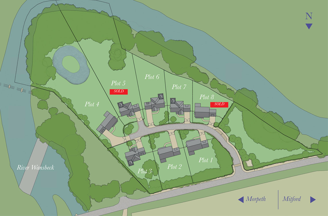 Harewood House, Plot 2, Ashford Grove – Last remaining unit