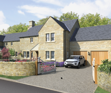 The Oaks, Plot 7, Ashford Grove, Mitford, Morpeth