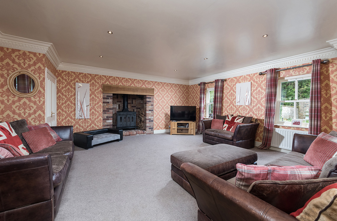 The Woodlands, Whalton Park, Gallowhill, Morpeth