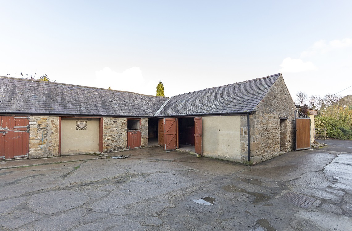 The Barn, Low Thornley East Farm, Thornley Lane, Rowlands Gill – with additional land