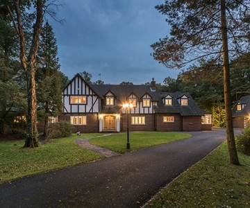 Acorn Lodge, Gubeon Wood, Tranwell Woods, Morpeth