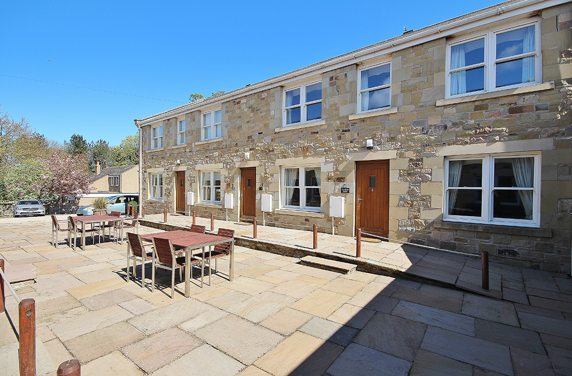 Orchard Apartments, The Wynding, Beadnell