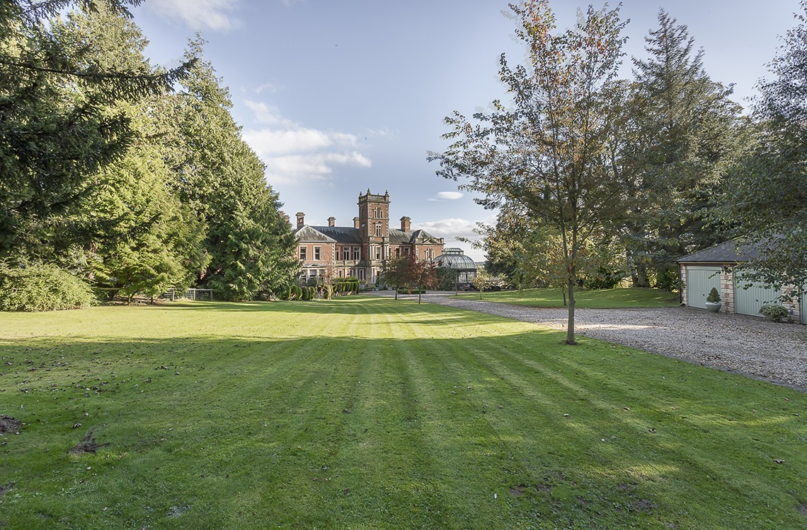 Gallowhill Hall, Whalton Park, Gallowhill, Morpeth
