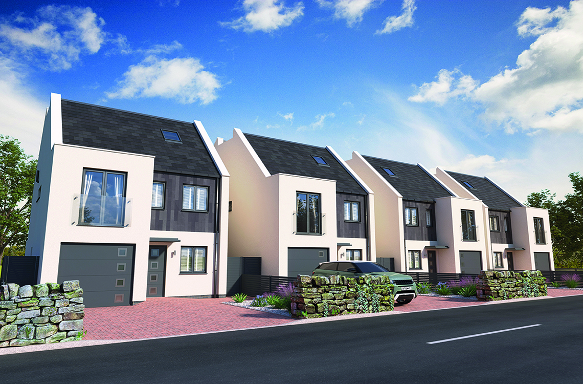 Plot 4, Coasthouses, Meadow Lane, Beadnell