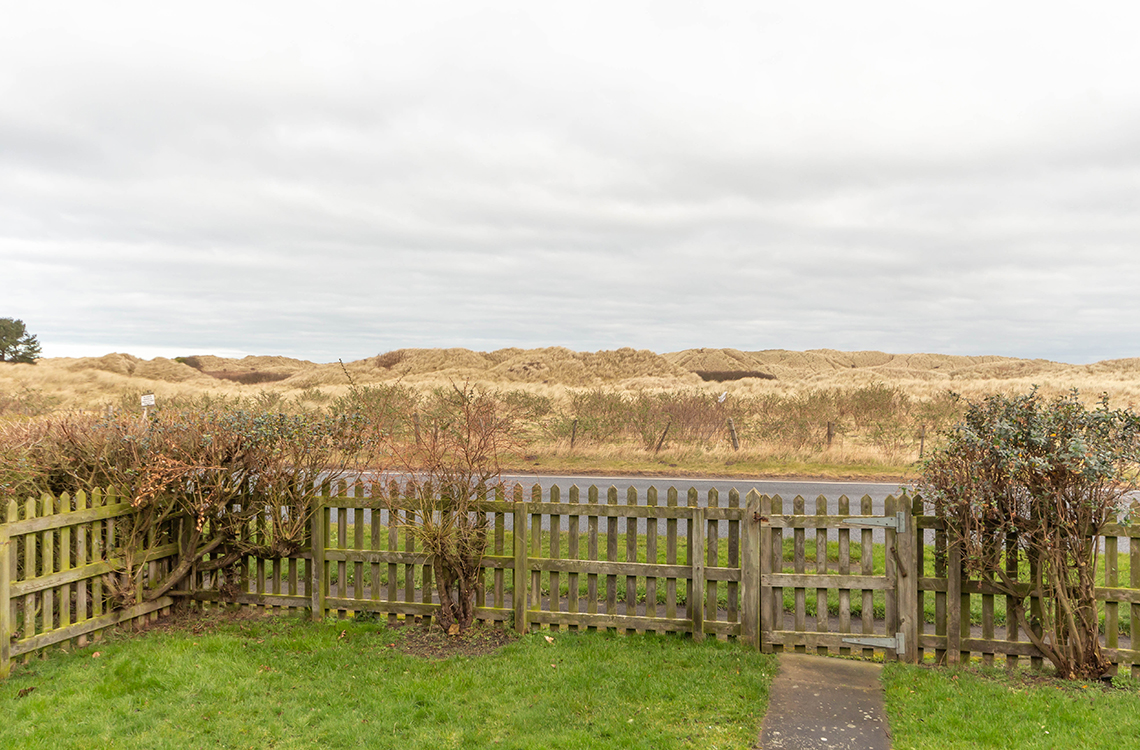 Armstrong Cottages, Bamburgh