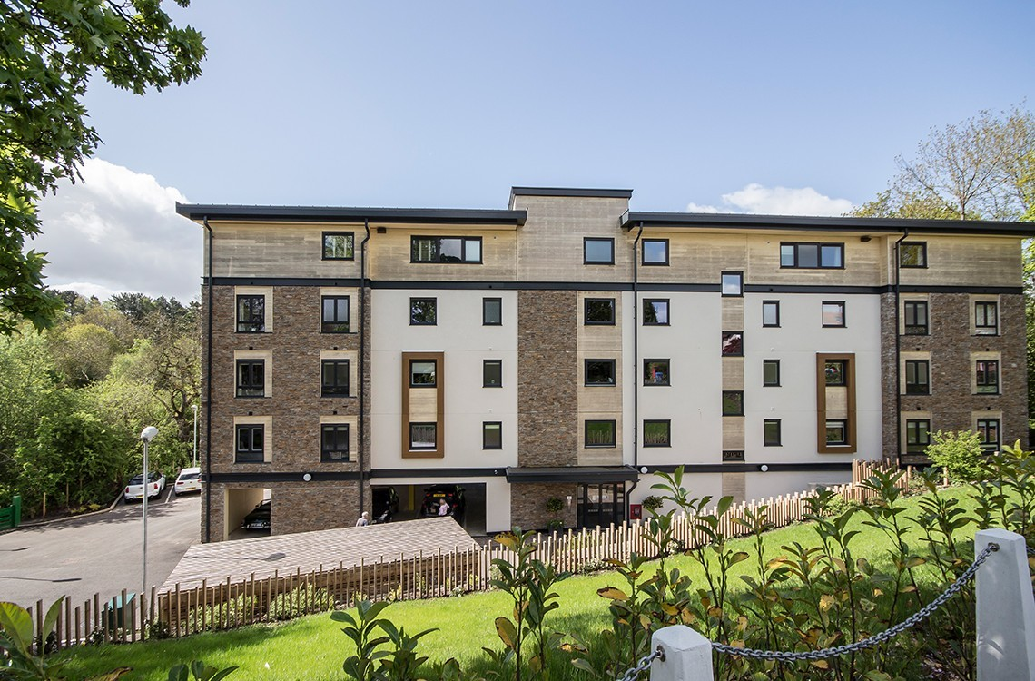Mill Rise, West Road, Ponteland
