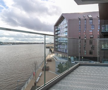 Apartment 13, Smokehouse One, Smiths Dock, North Shields