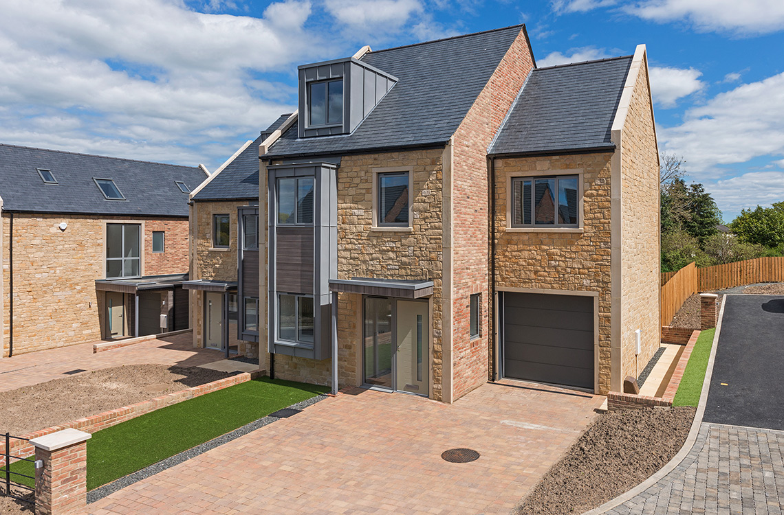 Plot 6 (The Dilston), Coach House Drive, Hexham – VIEWING DAY: SATURDAY 25TH JULY 10AM – 3PM  VIEWING BY APPOINTMENT ONLY