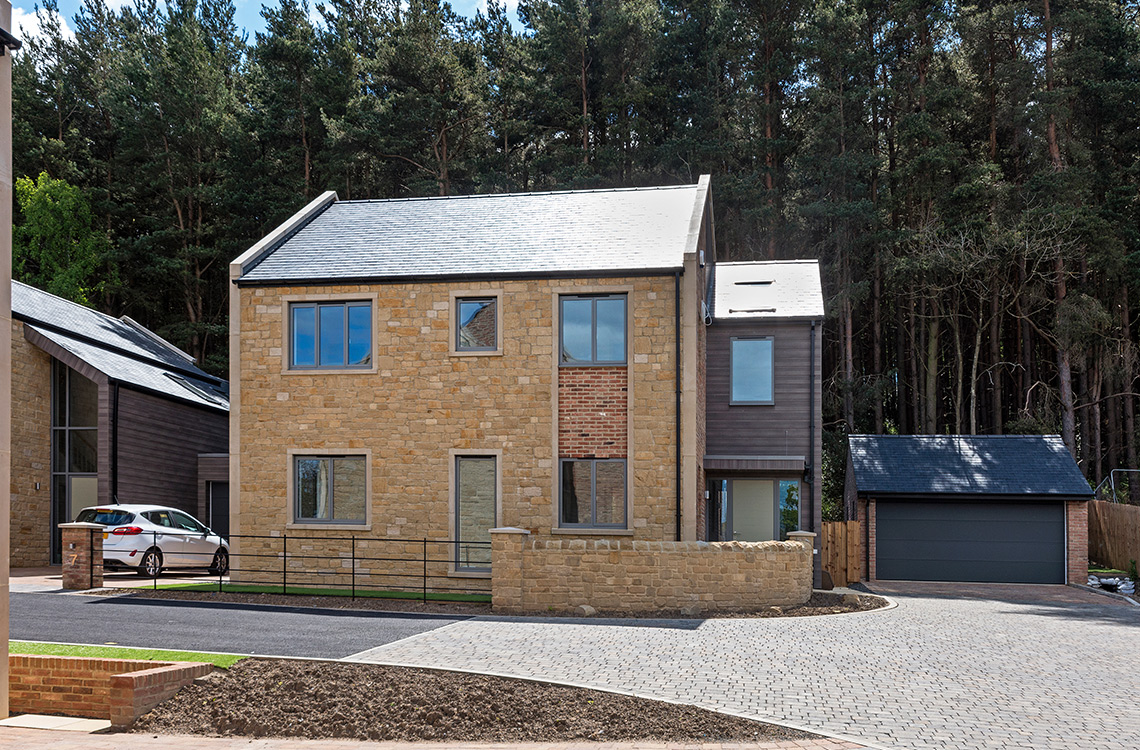 Plot 8 (The Duke), Coach House Drive, Hexham