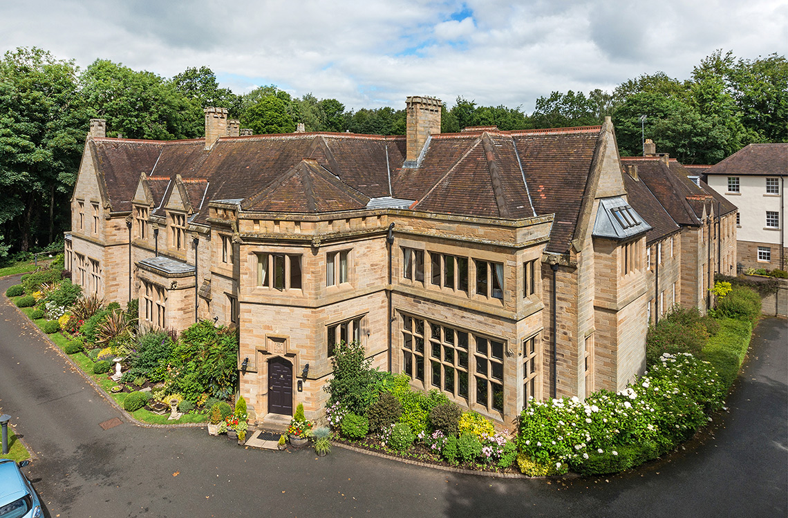 Castle Hill House, Wylam, Northumberland