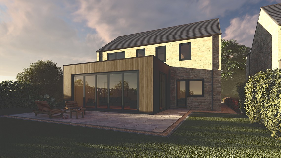 Plot 3, Tantallon Grove, Nedderton, Nr Morpeth