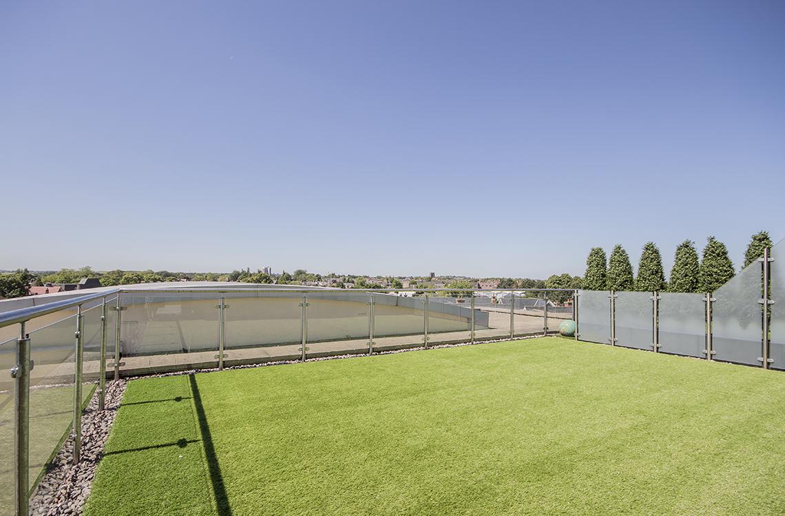 Grove Park Oval, Gosforth, Newcastle upon Tyne